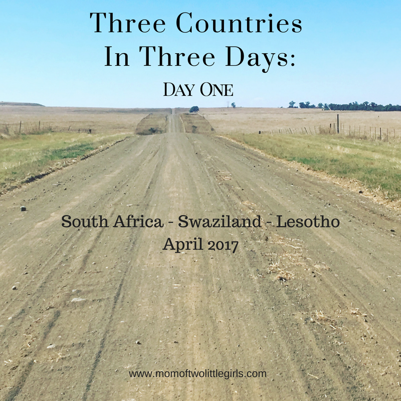 3 Countries In 3 Days BMW GS Adventure