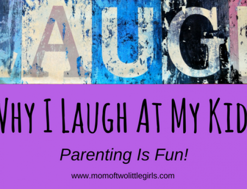 Why I Laugh At My Kids !