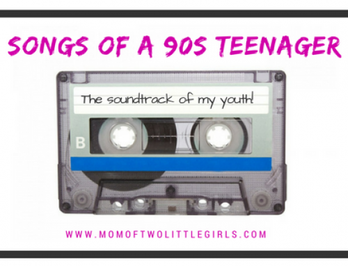 Songs Of The 90s Teenager
