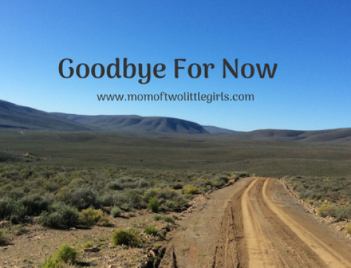 Goodbye For Now | Making Moves