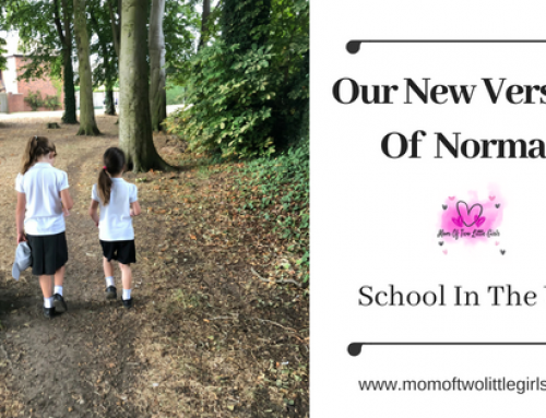 Our New Version Of Normal | School In The UK