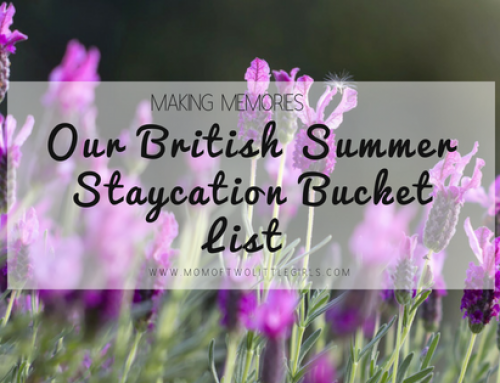 Our British Summer Staycation Bucket List