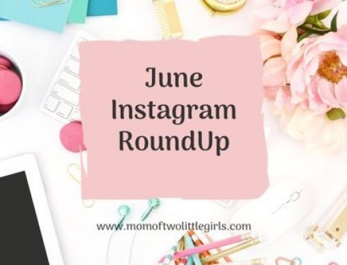 June Instagram RoundUp ~ Finally!