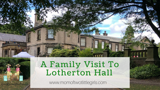 Family-Visit-To-Lotherton-Hall