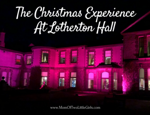 Visit The Christmas Experience at Lotherton Hall (2020)