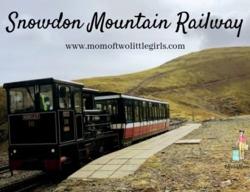 Snowdon Mountain Railway in Wales | #RealMomsWhoTravel