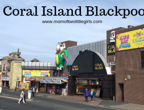 A Family Visit to Coral Island Blackpool
