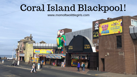 Coral Island Blackpool Review