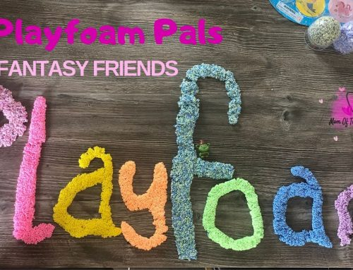 Playfoam Pals Fantasy Friends | Sensory Play For Kids [and Giveaway]