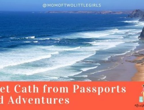 Meet Cath from Passports and Adventures | #RealMomsWhoTravel