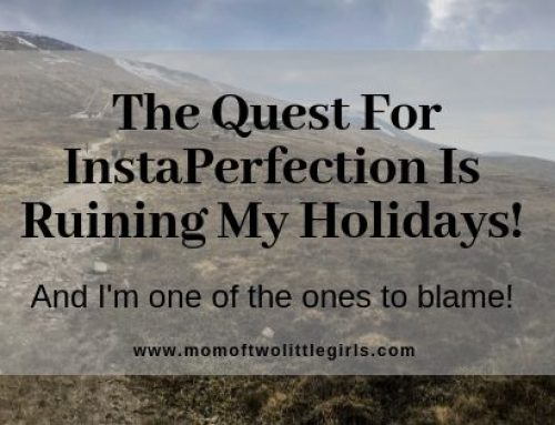 The Quest for the InstaPerfect Picture Is Ruining My Holidays!