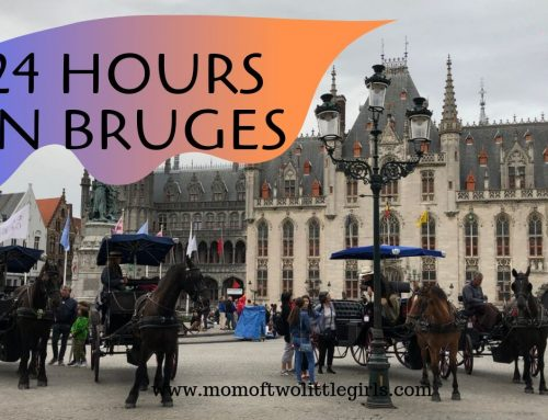 24 Hours In Bruges With Kids!