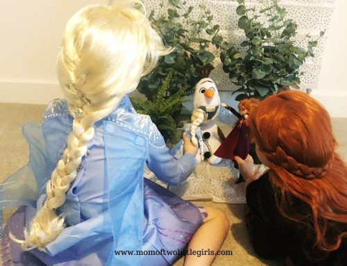 AD | Elsa and Anna To The Rescue