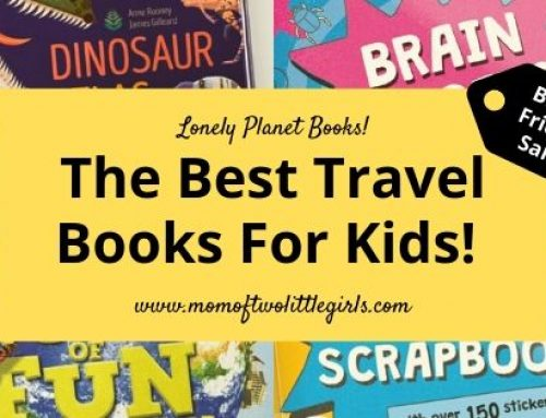 The Best Travel Books For Kids Aged 6 to 12.