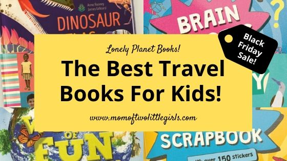 Lonely Planet Travel Books For Kids