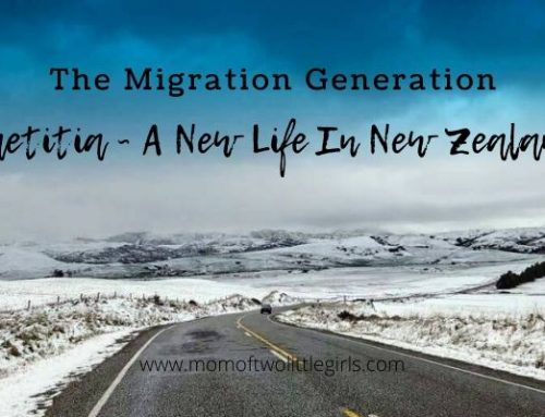 Laetitia – Building a new life in New Zealand