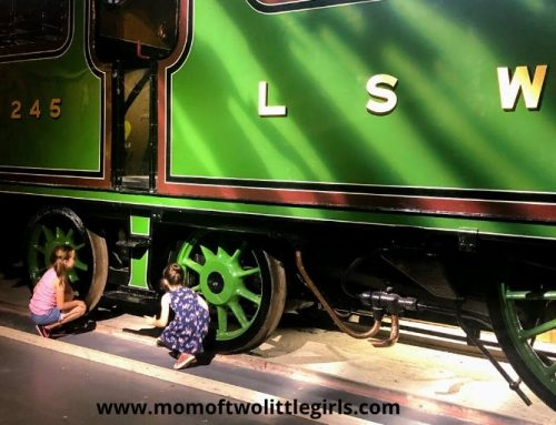 Visit The National Railway Museum in York With The Kids