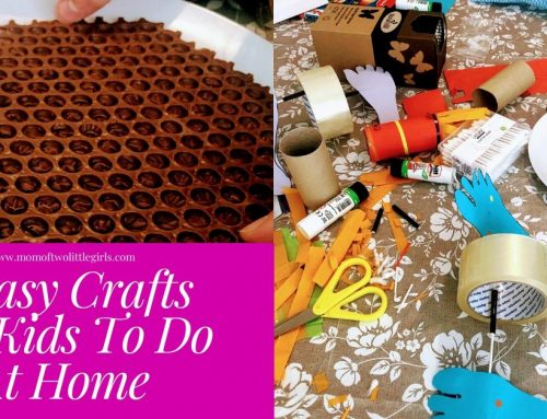 3 Easy Crafts For Kids At Home
