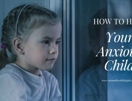 How to Help Your Child With Anxiety