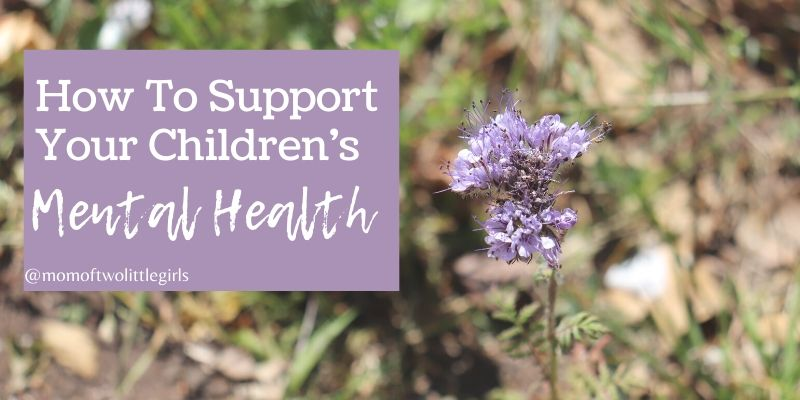 support your children's mental health
