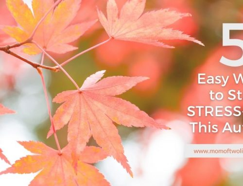 5 Easy Ways to Stay Stress-Free This Autumn