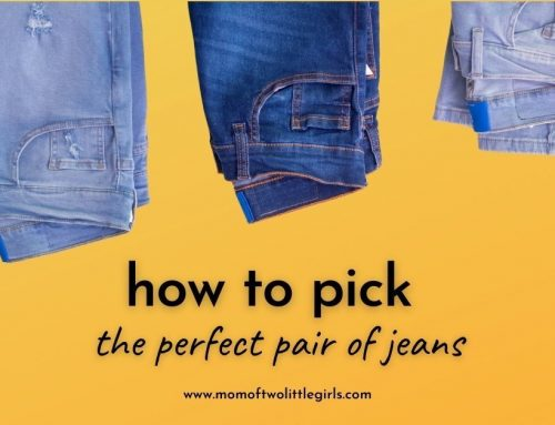 How To Find The Perfect Pair Of Jeans