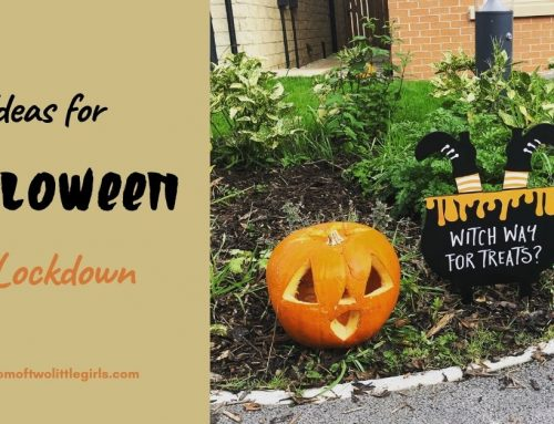 The Ultimate List of Ideas for Halloween in Lockdown
