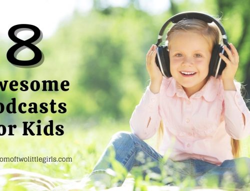8 Awesome Podcasts for Kids and other Audio Resources!
