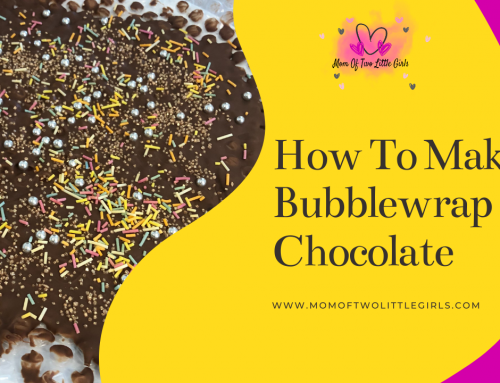 How To Make Bubble Wrap Chocolate in 6 Easy Steps!