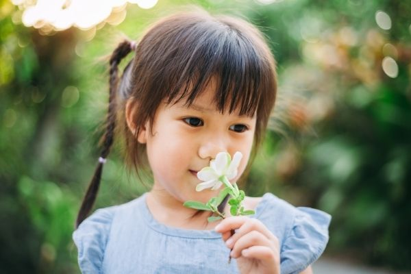 the benefits of outdoor learning for children