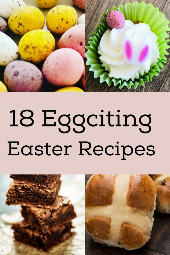 18 easter recipes