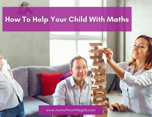 How To Help Your Child with Maths (+ FREE Resources)