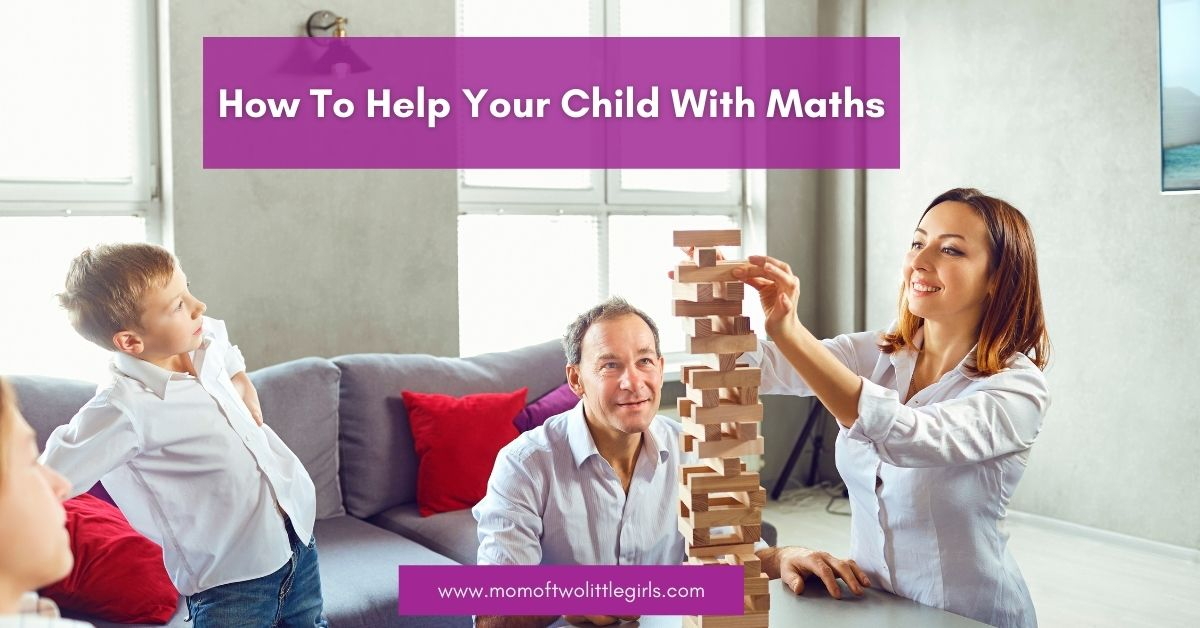 how to help your child with maths