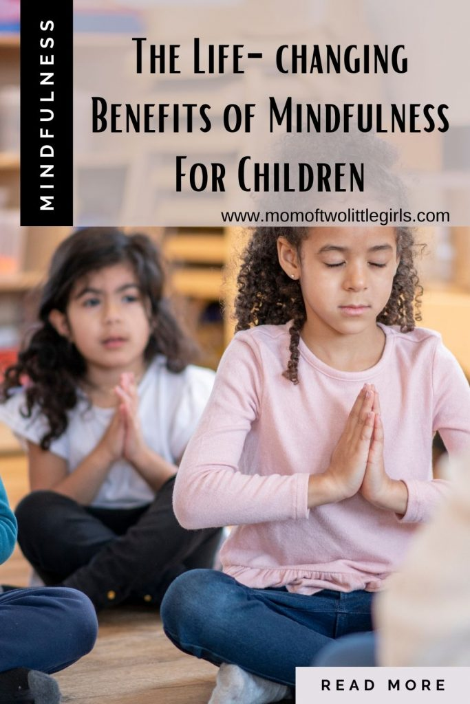The Life-changing benefits of mindfulness for children