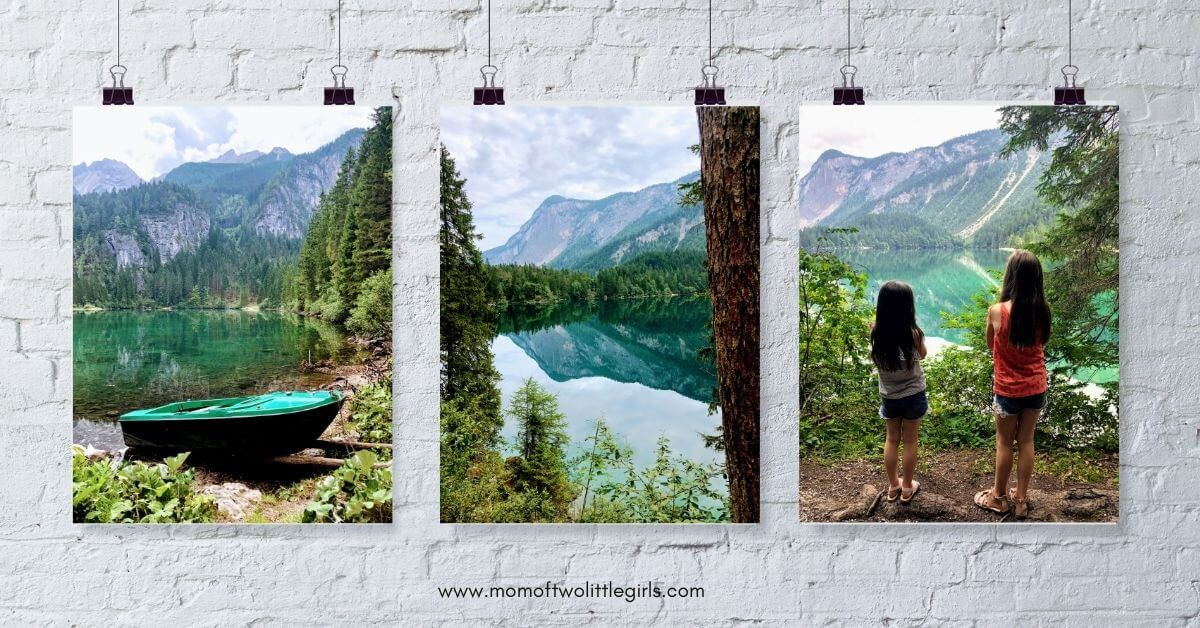 display your family travel photos