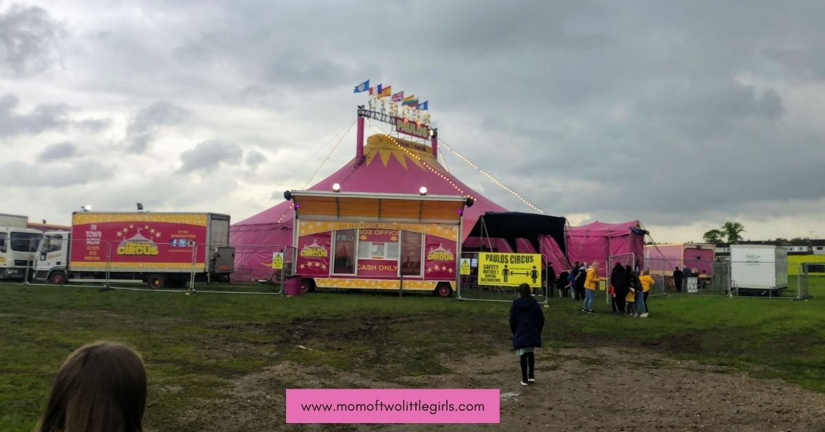 review of paulos circus in 2021