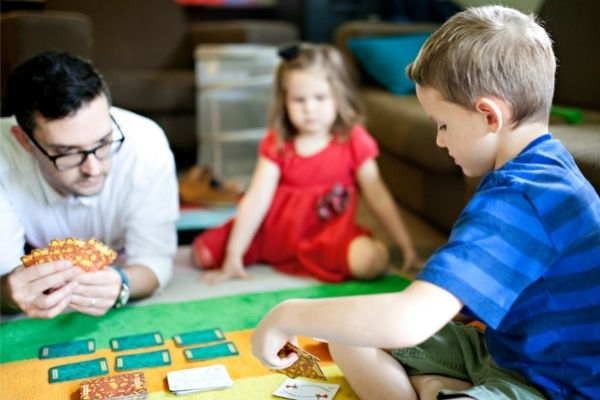 spend quality time together with younger siblings when your older teen leaves for university