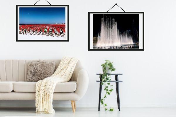 display family travel photos