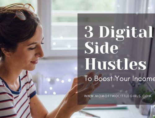 3 Digital Side Hustles That Can Boost Your Income