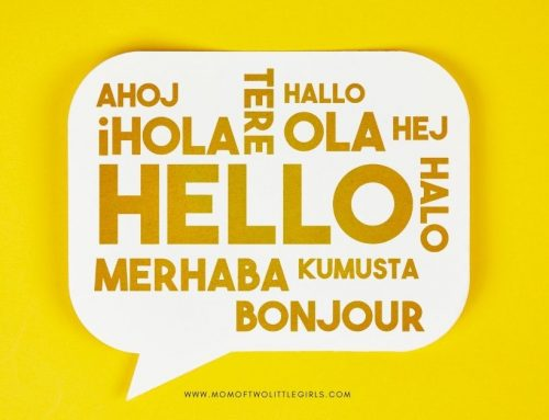 4 Top Tips for Teaching Your Child a New Language