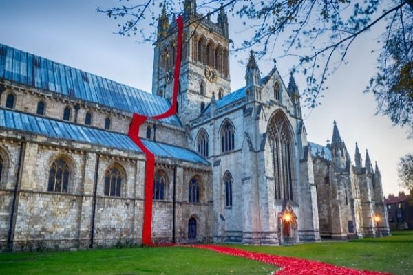 Visit Selby Abbey as part of things to do with children in the Selby District