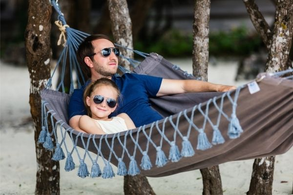 holiday abroad with kids as a single parent