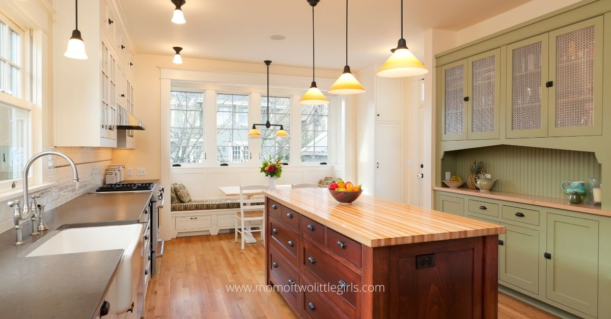 update your kitchen without remodelling