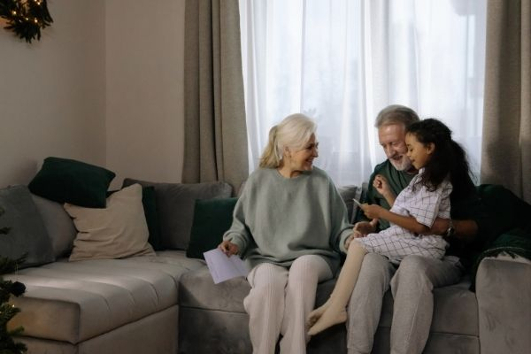 is your home safe for the grandparents