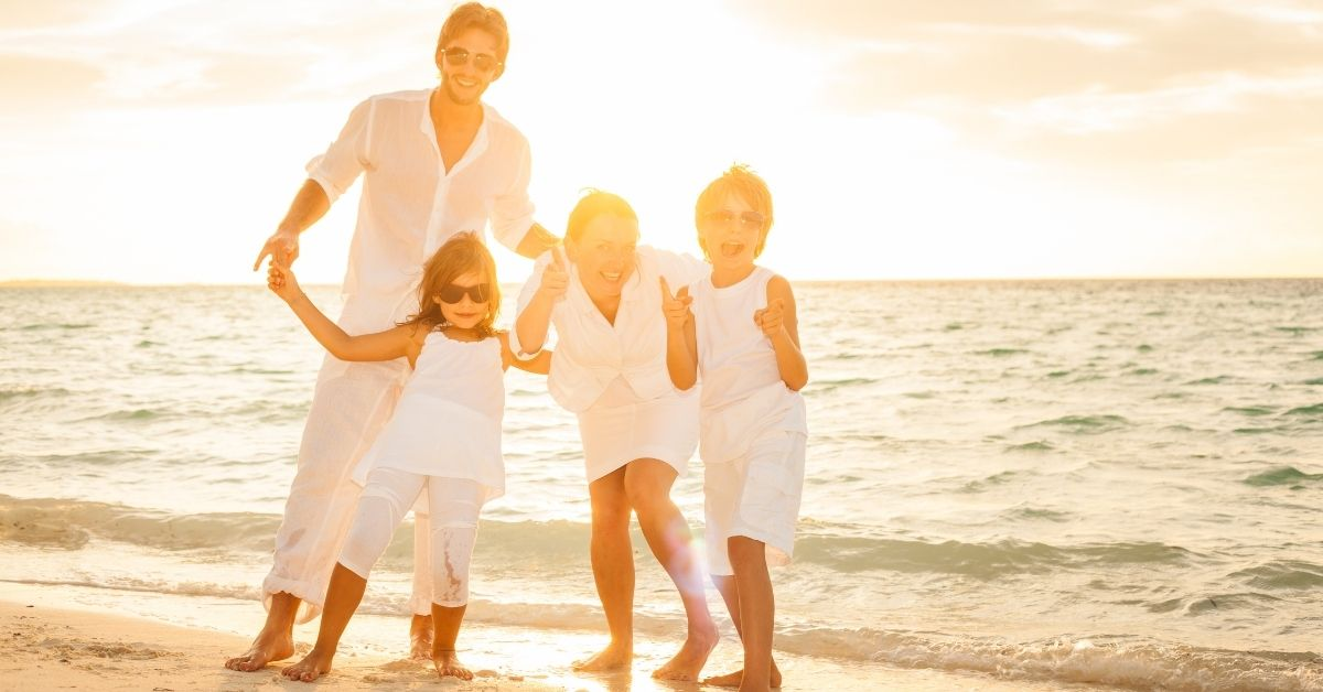 5 essentials for a relaxing family vacation